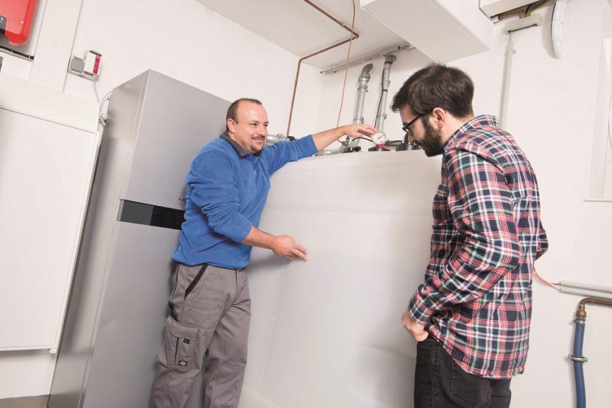 Moderne Heizungen nutzen auch Abgaswärme – Maximale Energieausbeute mit Brennwerttechnik