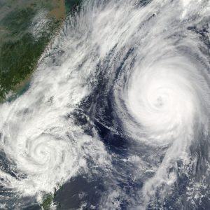 Tropensturm Beta folgt Hurrikan Sally